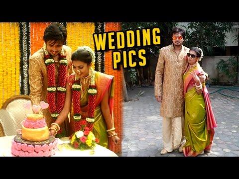 Chirag Patil Marries His Childhood Sweetheart Sana Ankola | Wedding  Pictures | Marathi Entertainment