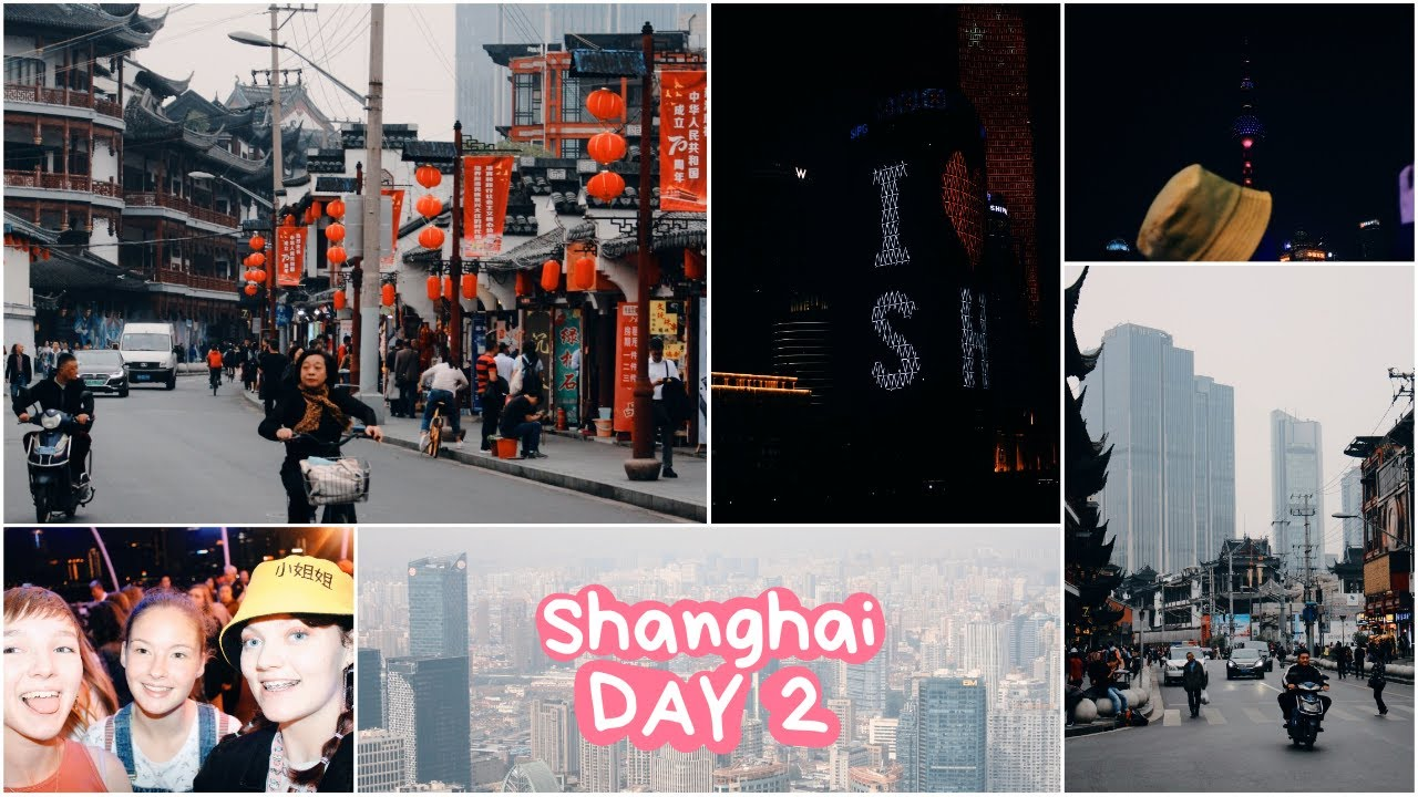 china tour ep. 05: pearl tower and boat tour!