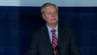 "Lindsey Graham: GOP is ""bats**t crazy"""