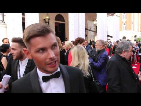 BAFTA Interview: Kieron Richardson