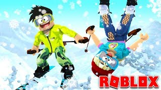 MAD SKIERS IN ROBLOX