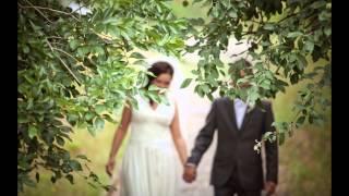 Фото со стильной свадьбы Даши и Руслана