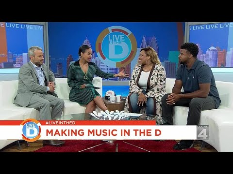 Live in the D: Making music in the D