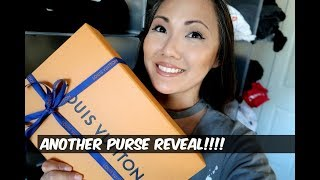 I finally found one!!!  LV Unboxing!!!