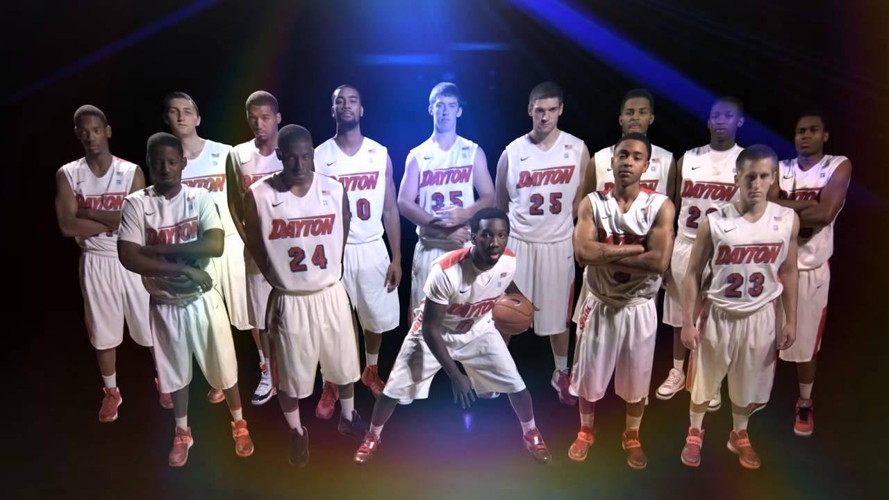 2013-14 Dayton Flyers Men's Basketball Pregame Experience ...