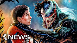 Venom 2 vs. Spider-Man, The Batman, Deadpool 3… KinoCheck News