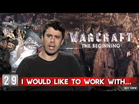 Hot Minute: Warcraft's Toby Kebbell