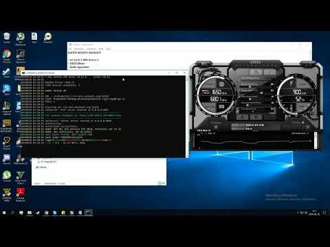 ❗️RTX 2070 RAVEN Mining Hashrate | X16R Algorithm Mining Speed RTX2070