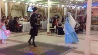 Ensemble InterKav - Osetian dance