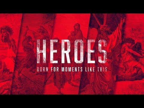 Heroes with Pastor Craig Denham