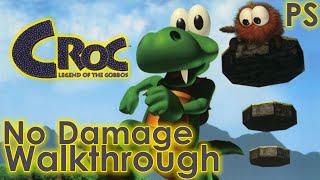 Croc: Legend of the Gobbos Walkthrough