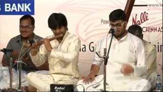 Bharat Sangeet Utsav 2015 | Carnatic Combo concert | Bharath Sundar & JA Jayanth