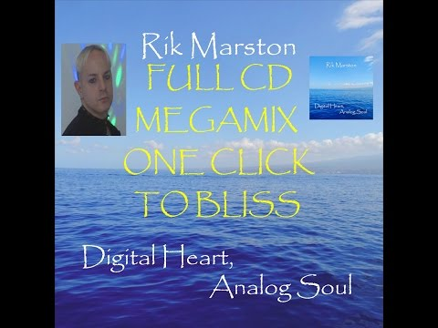 Rik Marston One Click to BLISS Ambient Chill New Age like Vangelis Kitaro Music