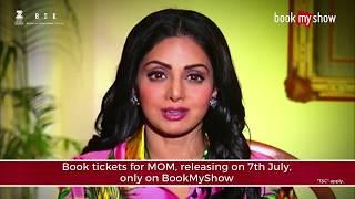 Mom - Hindi Movie   Sridevi   Movie Tickets @BookMyShow