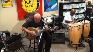 John Mooney @ Louisiana Music Factory JazzFest 2014
