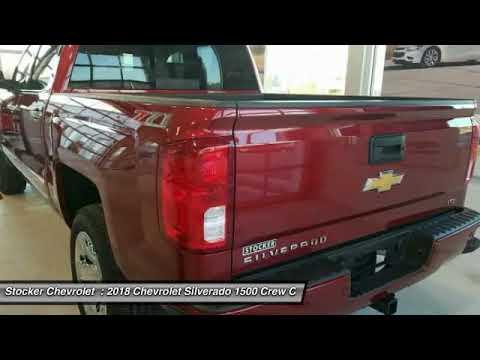 2018 Chevrolet Silverado 1500 State College PA 204453. Stocker Chevrolet