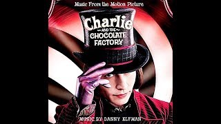 Charlie and the Chocolate Factory OST - Violet Turning Violet …
