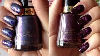"Review & Demo: Revlon ""Star Attraction"" Magnetic Nail Polish HD"