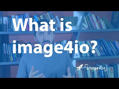 What is image4io?