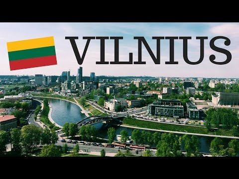 Trip to Vilnius, Lithuania