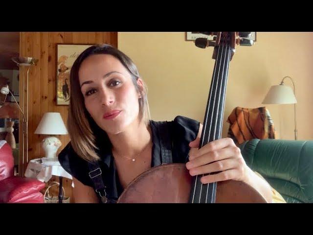 Quarantine music , Hungarian Rhapsody, Julie Sévilla Fraysse