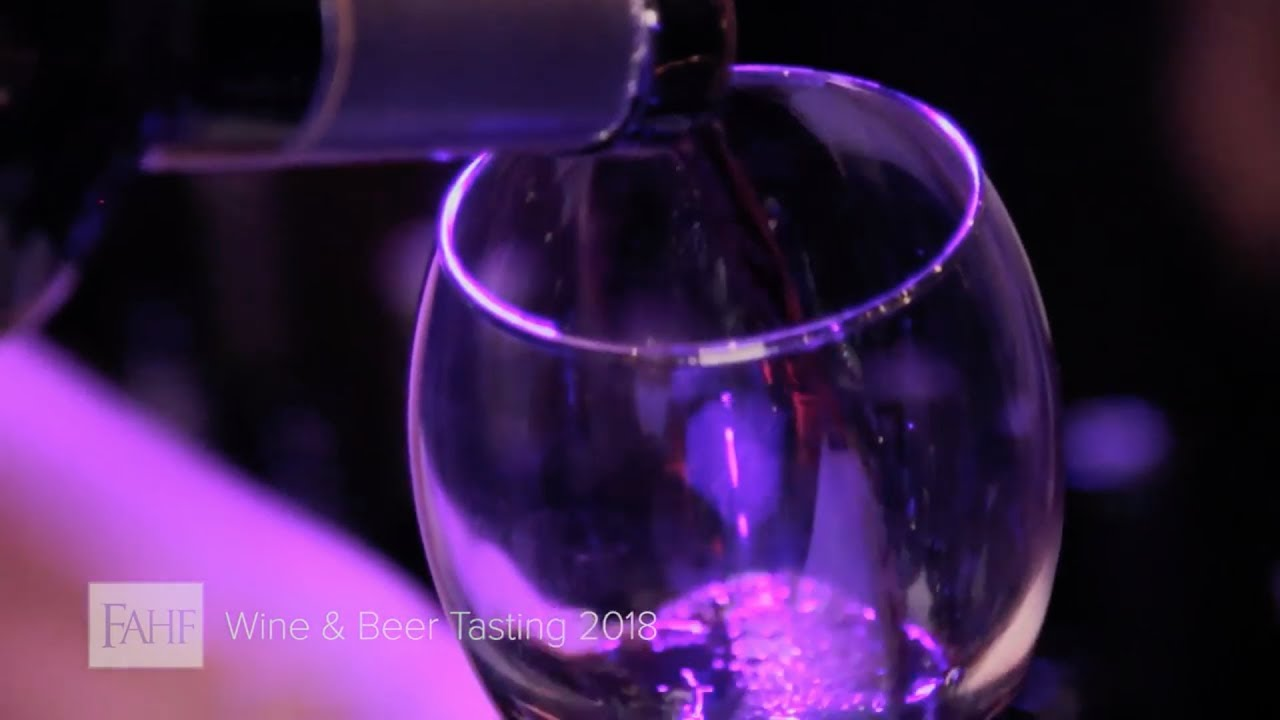 FAHF | 16th Annual Wine & Beer Tasting 2018