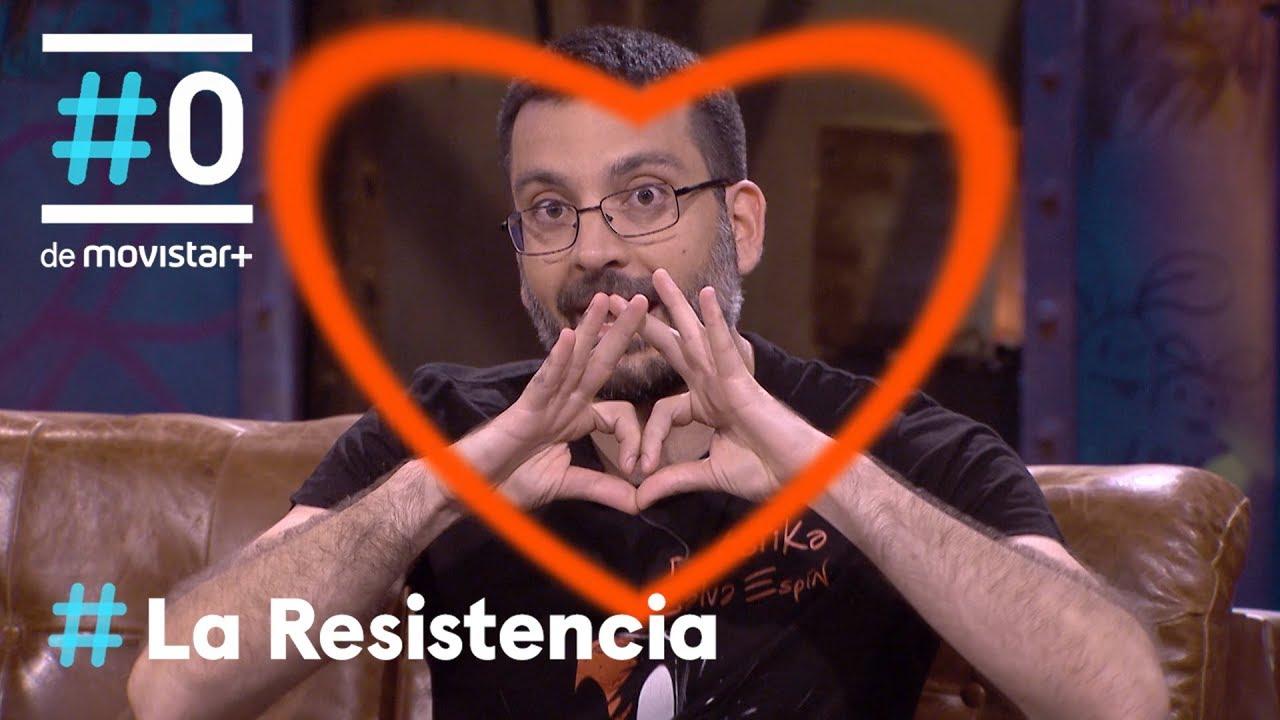 LA RESISTENCIA - Entrevista A Salva Espín Parte 1