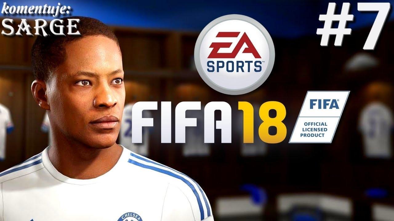 Zagrajmy w FIFA 18 [60 fps] odc. 7 – Występy od pierwszych minut w MLS | Droga do sławy