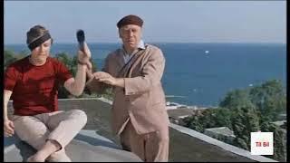 Субтитры на узбекском языке к фильму «Бриллиантовая рука». 3-эпизод.