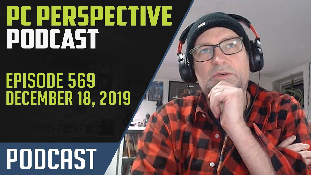 PC Perspective Podcast #569 - Catching Up With David Hewlett