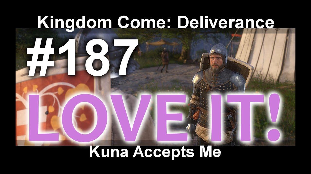 Download Kingdom Come - Kuna Accepts Me/Přijetí ke Kunovi  #187 KCD Kingdom Come