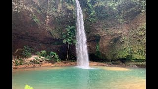 Charco azul, un oasis en medio de la selva del Meta
