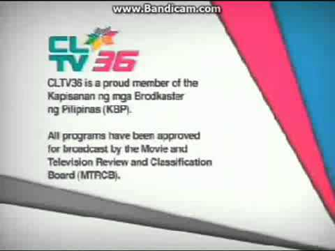 CLTV 36 Sign-Off (2014) - YouTube