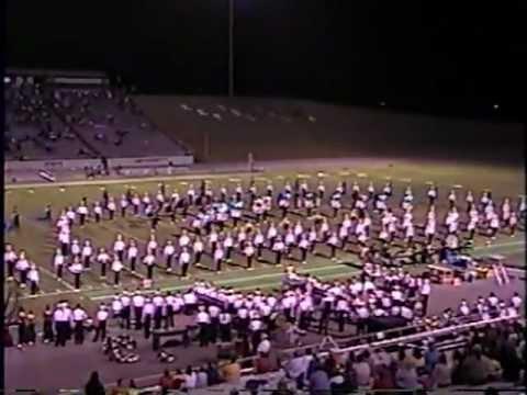 Arkansas Tech University Marching Band 2002 Karl Jenkins