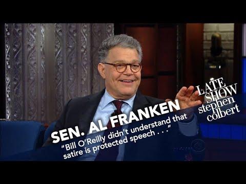 Senator Al Franken Witnessed McCain