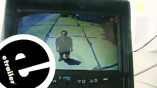 RVS Rear View Safety Backup Camera System Review - etrailer.com