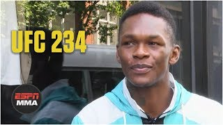 Israel Adesanya: The UFC needs me to be a star | ESPN MMA
