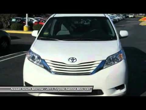 2015 toyota sienna morrow ga p8264 youtube. Black Bedroom Furniture Sets. Home Design Ideas