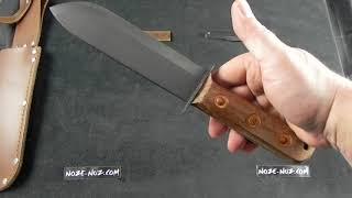 IXLJSLS IXL Wostenholm Military Knife