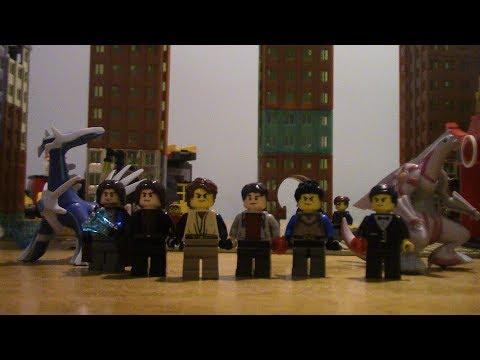 Lego Pokemon The Movie: Dragon of Creation