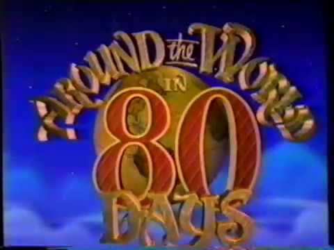 1989 Around The World in 80 days NBC Mini Series Intro