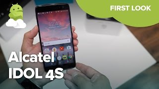 Alcatel IDOL 4S unboxing & first impressions