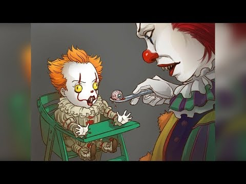 30+ 'Pennywise The Clown' Hilariously Funny Comics To Make You Laugh 2.