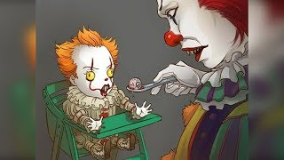 """Download Video 30+ """"Pennywise The Clown"""" Hilariously Funny Comics To Make You Laugh 2. MP3 3GP MP4"""