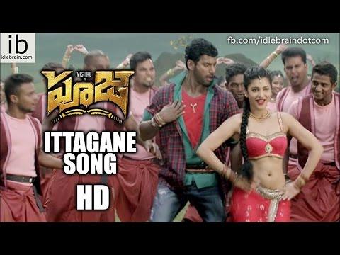 Vishal's Pooja Ittagane Ekkaadiko song - idlebrain