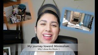 My journey towards minimalism: Why chose this lifestyle