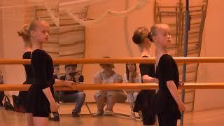 Открытый урок по хореографии у фигуристов 18.05.2018 Саранск (часть 1)