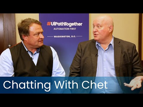 Chatting with Chet: Thinking Strategically and Tactically about RPA Implementation with Dana Gardner