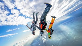 Invasion 2019 - 2020 - Skydive Sebastian - Best jumps of the year!