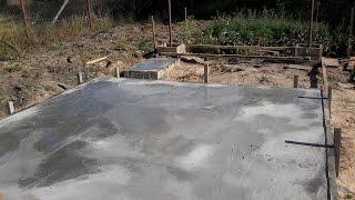 Фундамент для одноэтажного дома. Ч.2. Плитный фундамент(В этом видео рассмотрен плитный фундамент. Рассмотрены преимущества, а также техничесике и эксплуатационн..., 2015-04-15T16:48:52.000Z)